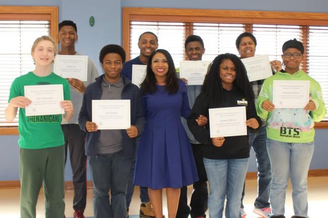 WWAB SAT students 2019-03-17